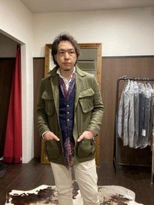 アルテ平和本店 オリジナルサファリジャケット